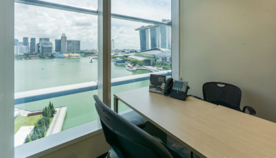 The Executive Centre – Marina Bay Financial Centre Tower 1 L11