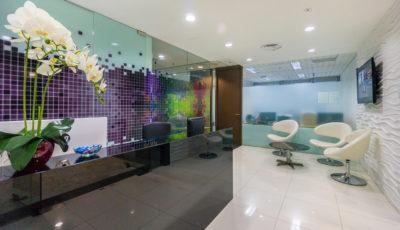 MOX Offices – Chevron House Level 17 3D Model