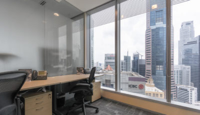 The Executive Centre – One Raffles Quay North Tower Level 25 3D Model