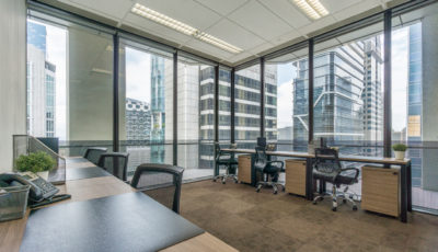 Corporate Serviced Offices – Tokio Marine Centre Level 19
