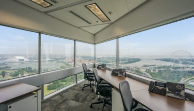 The Executive Centre – Gateway West Level 35