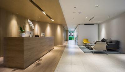 Arcc Offices – Chevron House Level 23 3D Model