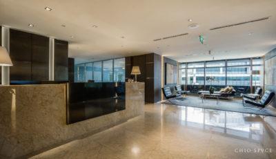 CEO Suite – Singapore Land Tower Level 37 3D Model