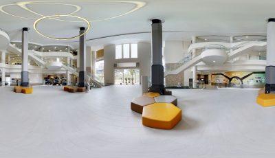 THE CHEVRONS – Atrium