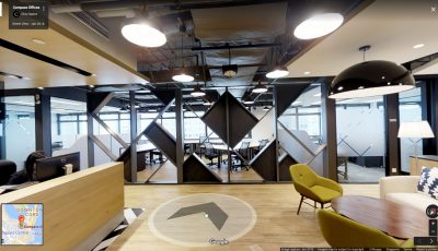 GSV – Compass Offices Singapore Land Tower Level 19 3D Model
