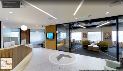 GSV – MOX Offices @ Suntec Tower 1