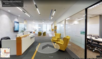 GSV – Corporate Serviced Offices @ Tokio Marine Centre