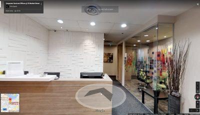 GSV – Corporate Serviced Offices @ 55 Market Street 3D Model