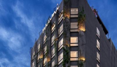 Naumi Hotel Singapore 3D Model