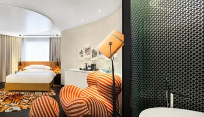 Naumi Hotel Singapore – Eden & Nirwana 3D Model