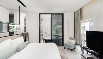 Naumi Hotel Singapore – Gabrielle & Camellia 3D Model
