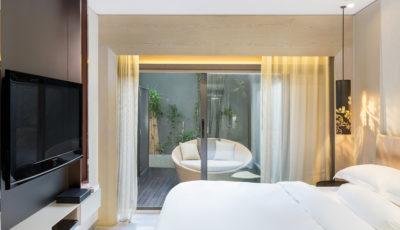 Naumi Hotel Singapore – Patio 3D Model