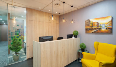 Corporate Serviced Offices – Shaw Centre Level 24