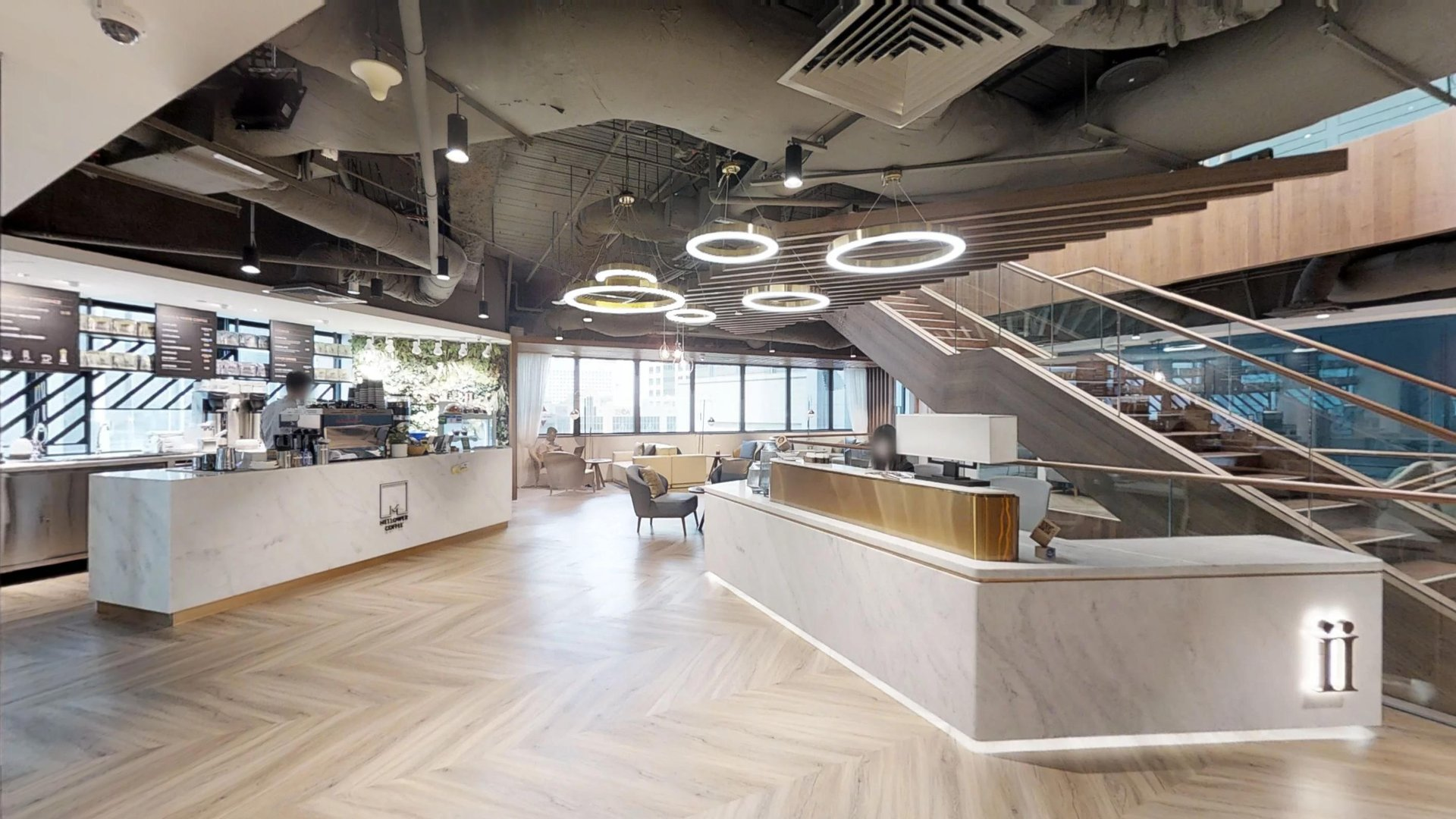 Distrii Singapore Coworking & Flexible WorkSpace with Smart Technology