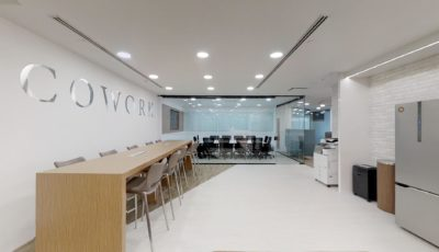 Centennial Serviced Offices – Shaw House Level 11 3D Model