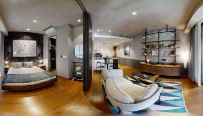 1 Bedroom (Type 1G, 667 sq ft)