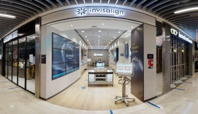 Singapore Invisalign Centre 3D Model