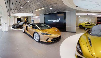 McLaren Singapore 3D Model