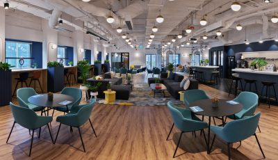 OCBC Centre East – Coworking Space & Serviced Offices (JustCo)