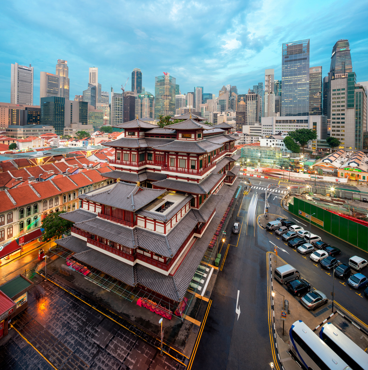Buddha Tooth Relic Temple 1500 CS 2