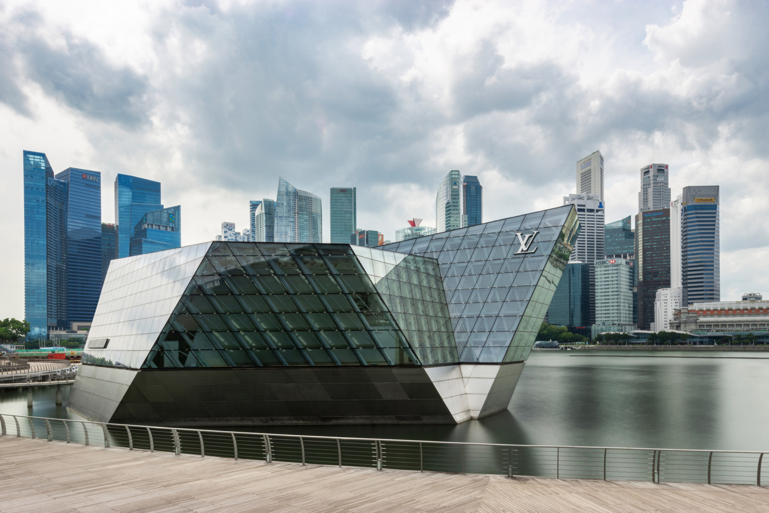 Chio Space - Louis Vuitton Island Maison Singapore (3)