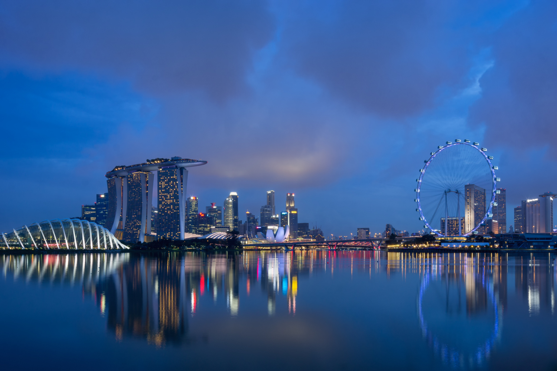Chio Space - Singapore Cityscape