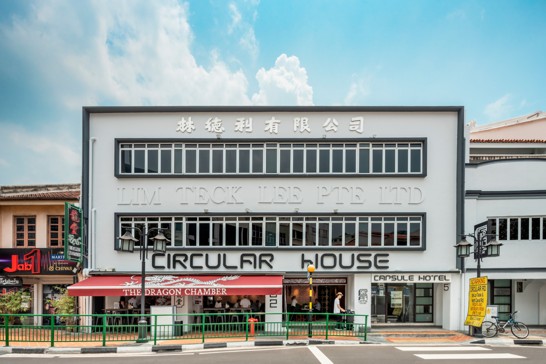 Circular House Singapore