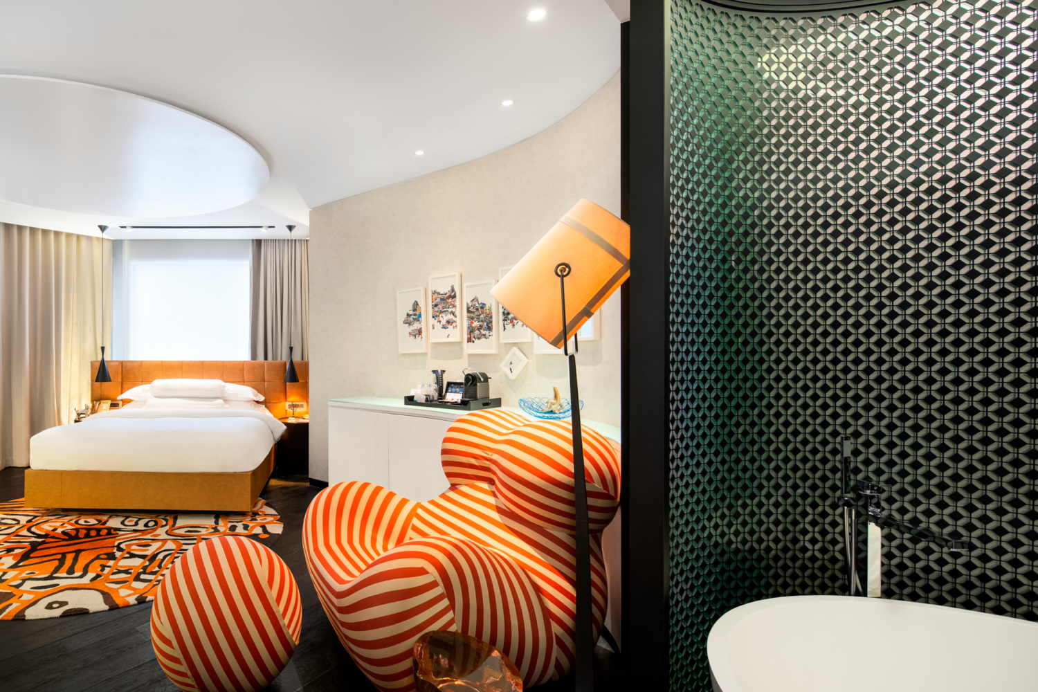 Naumi Hotel Singapore - Interior Architecture Photography - Chio Space (1)