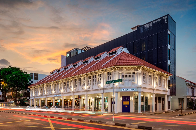 Santa Grand Hotel East Coast Singapore (1)