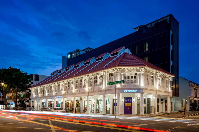 Santa Grand Hotel East Coast Singapore (2)